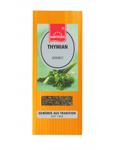 Spice bag thyme dried