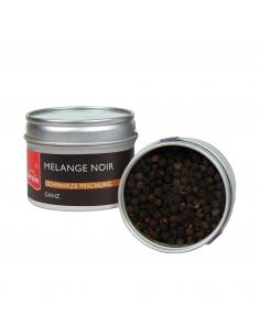 Melange Noir Gourmetgewürz