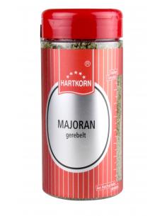 Maxi Majoran, gerebelt