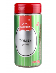 Maxi Thymian, gerebelt