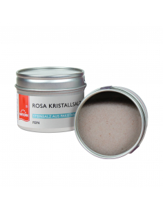 Rose Crystal salt fine