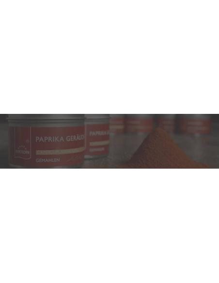Gourmetchili und Paprika
