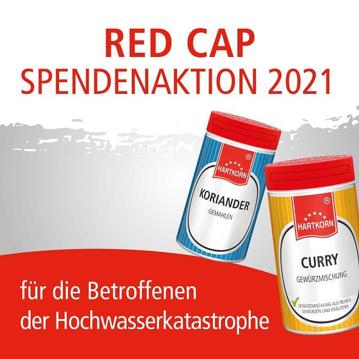 Red Cap Spendenaktion