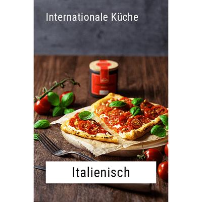 Internationale Küche - Italienisch