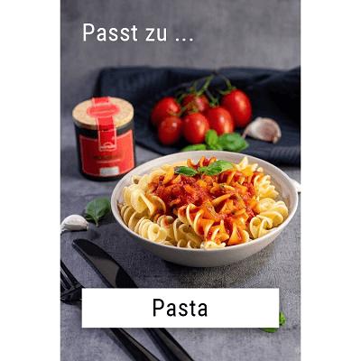 Passt zu Pasta
