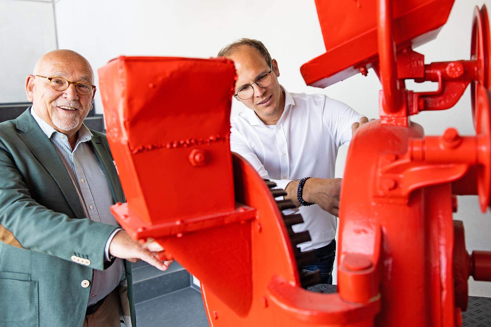 Hartkorn Gewürzmühle GmbH Mülheim-Kärlich Hans-Dieter Hartkorn und Dr. Andreas Hartkorn