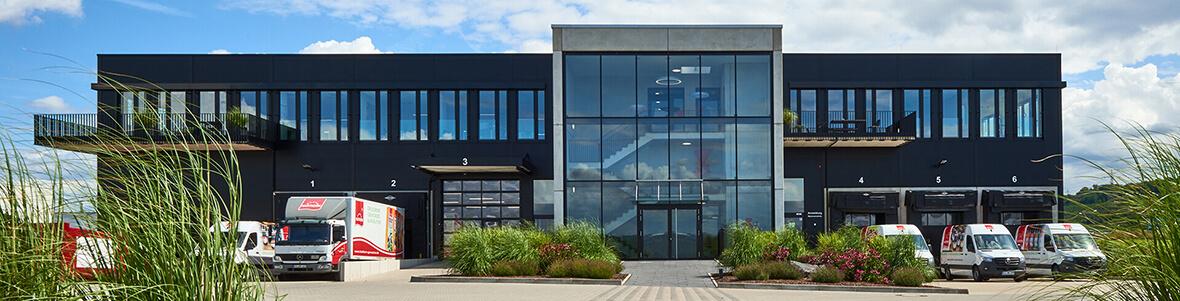 Hartkorn Gewürzmühle GmbH Gebäude Mülheim-Kärlich