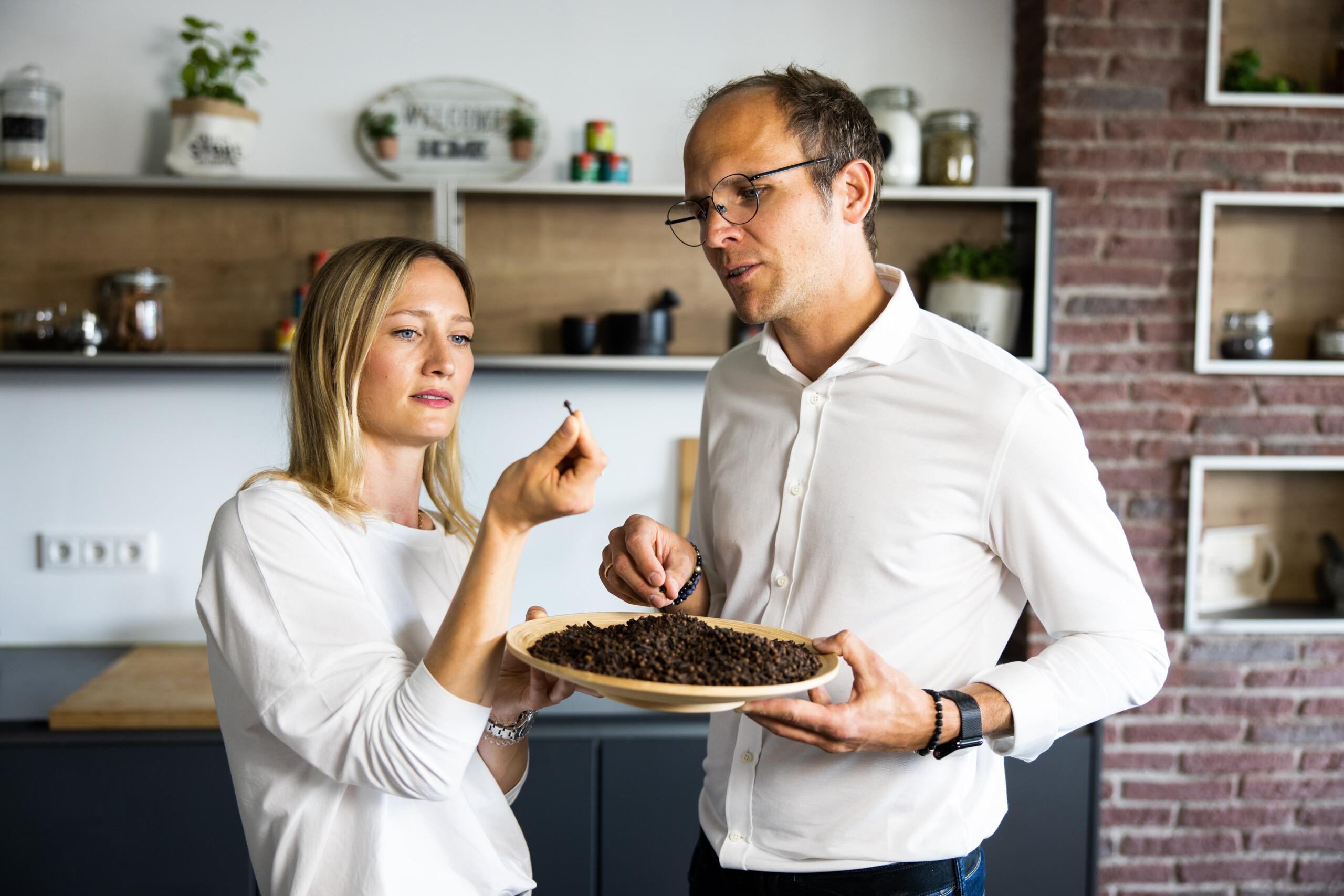 Simone Hartkorn und Dr. Andreas Hartkorn